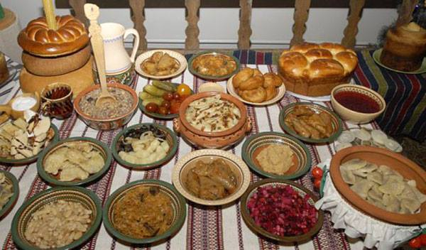 A Ukrainian Holiday Feast