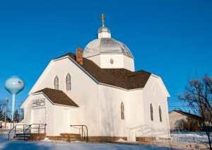 St. Peter and Paul Ukrainian Orthodox Church, Belfield, North Dakota