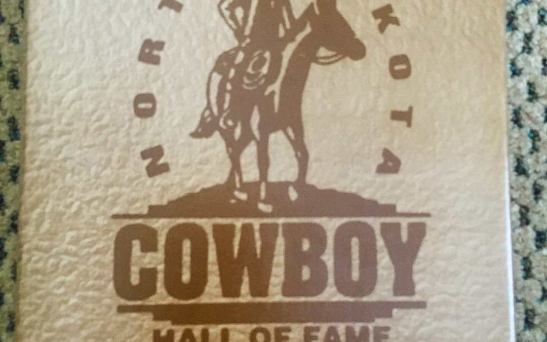 North Dakota Cowboy Hall of Fame Cookbook