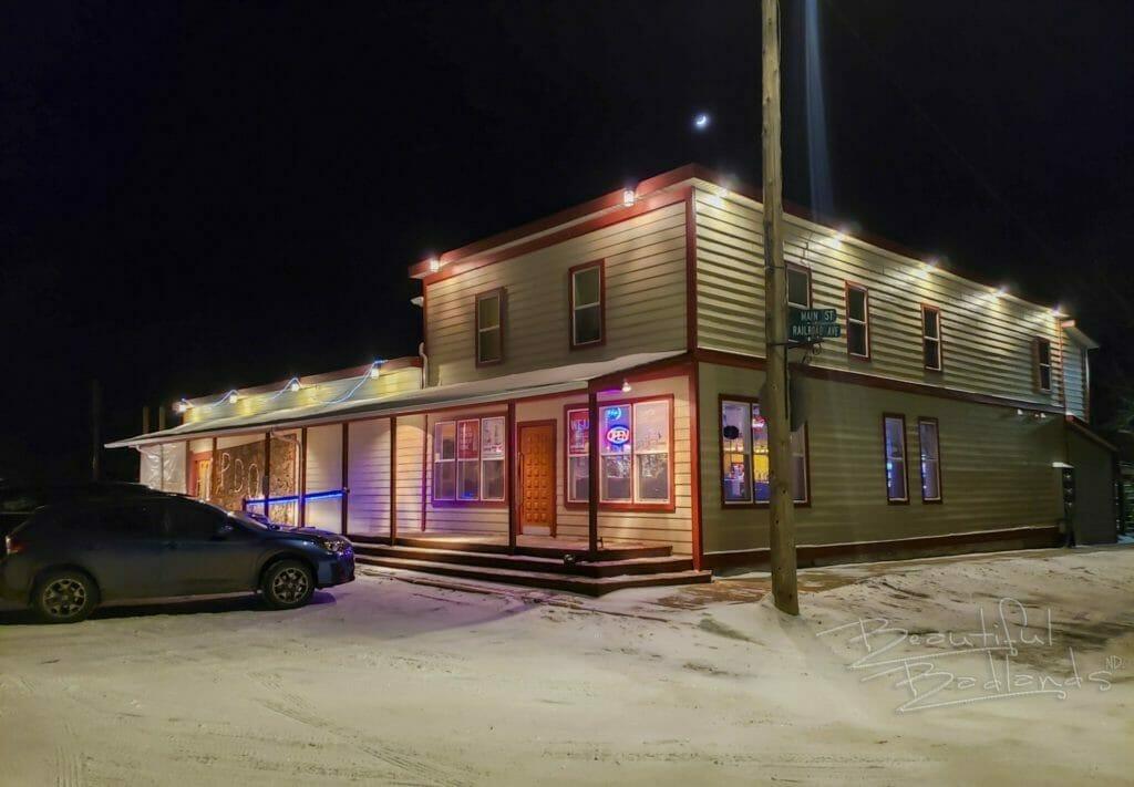 PDQ Club, Arnegard, North Dakota