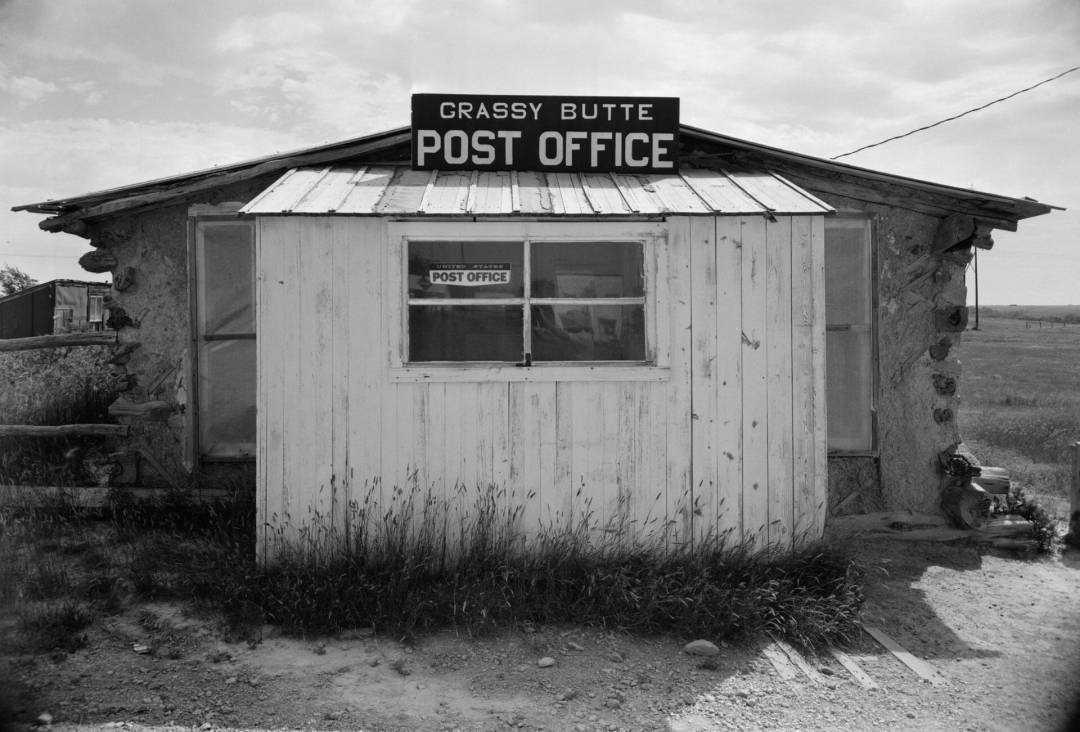 Grassy Butte Post Office