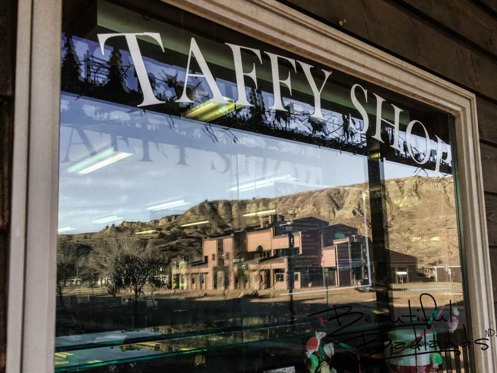 The Taffy Shop in Medora, North Dakota