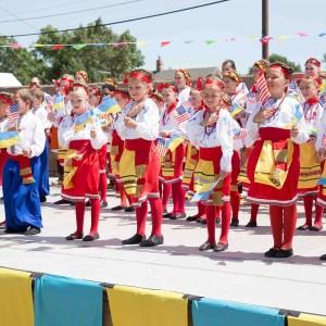 North Dakota Ukrainian Dance Association Summer Camp