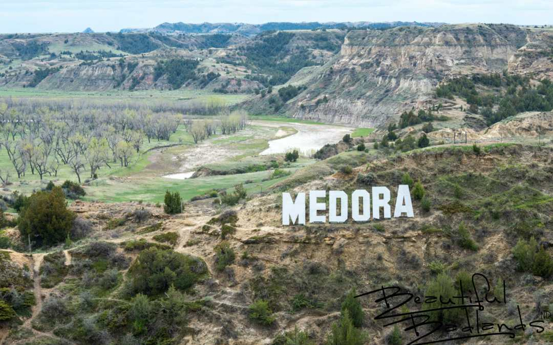 Medora.  Musical and More Opening Soon!    Snapshot Saturday