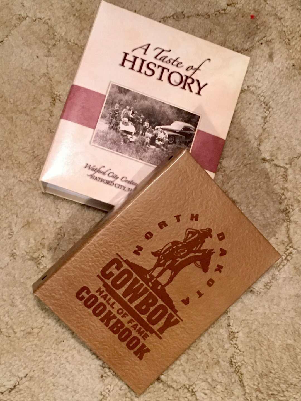 A Taste of History and the North Dakota Cowboy Hall of Fame Cookbooks, North Dakota