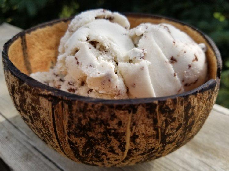 Homemade Dairy Free Ice Cream! The Cold Stuff, Dickinson, North Dakota