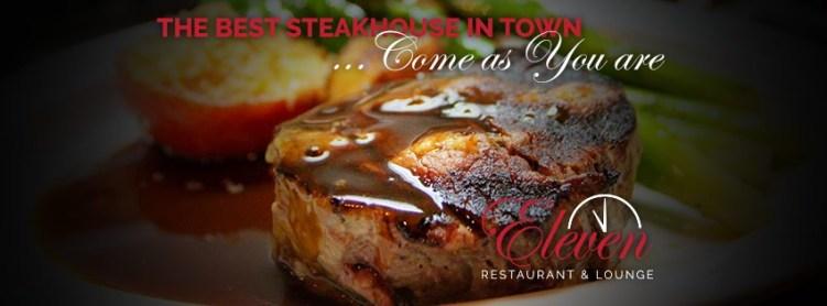 Eleven Restaurant and Lounge, Williston, North Dakota