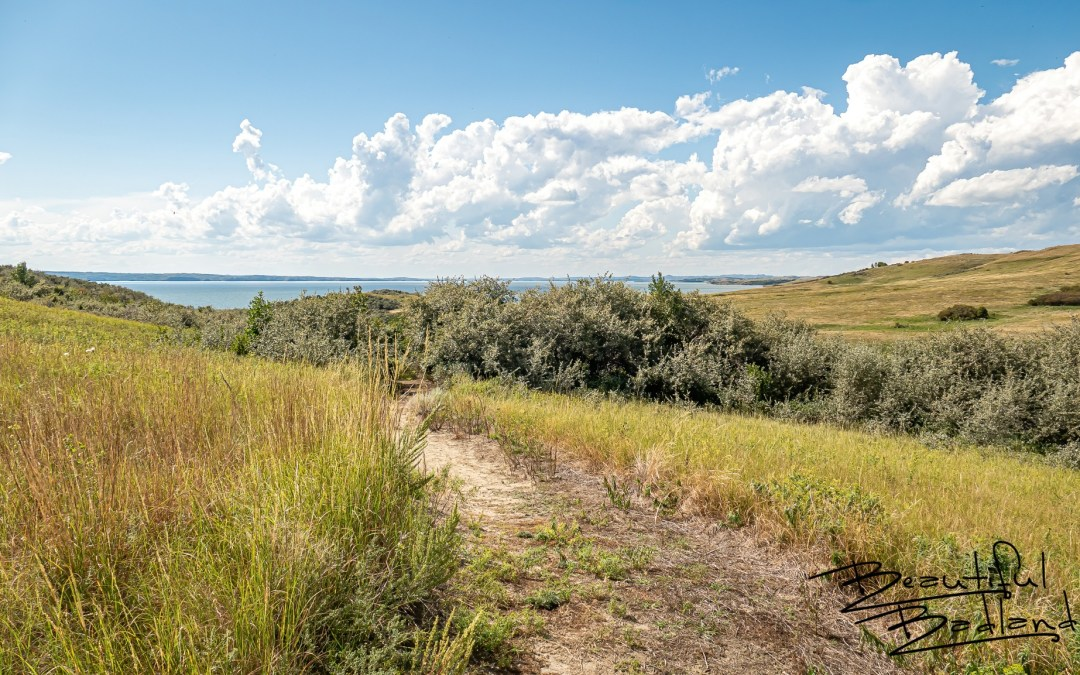 Will you discover the Nux Baa Ga Trail and Lost Elbowoods, North Dakota?