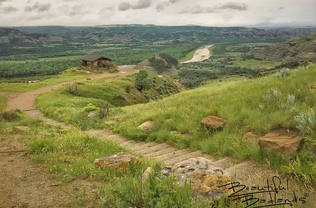 Enjoy one of 4 Badlands Trails on National Hiking Trail Day