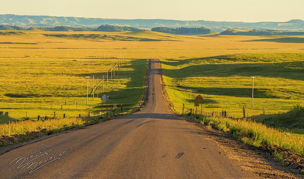 How to retrace the route from Beach to Camp Crook and Belle Fourche