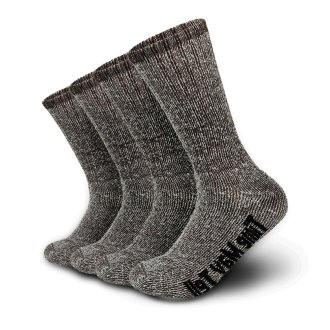 Amazon sells Time May Tell Merino Socks. Two pair for $15