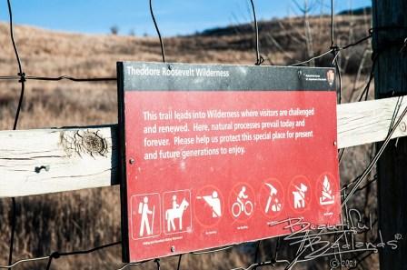 Theodore Roosevelt Wilderness area