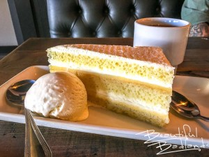 Fine desserts and great coffee at Meadowlark Brewing, Sidney, Montana