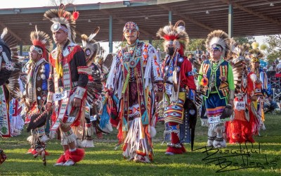 The big one! Celebrate at Little Shell Powwow 2021 — A Sunday Snapshot