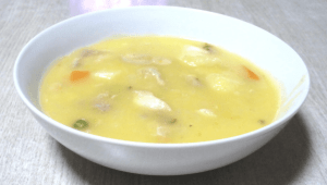 Knoephla Soup Creative Commons license Google images