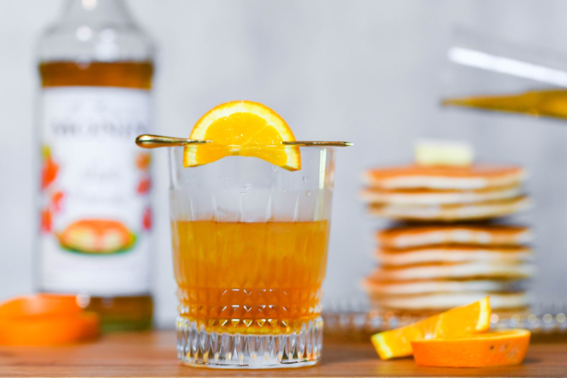 , Maple Pancake Old Fashioned