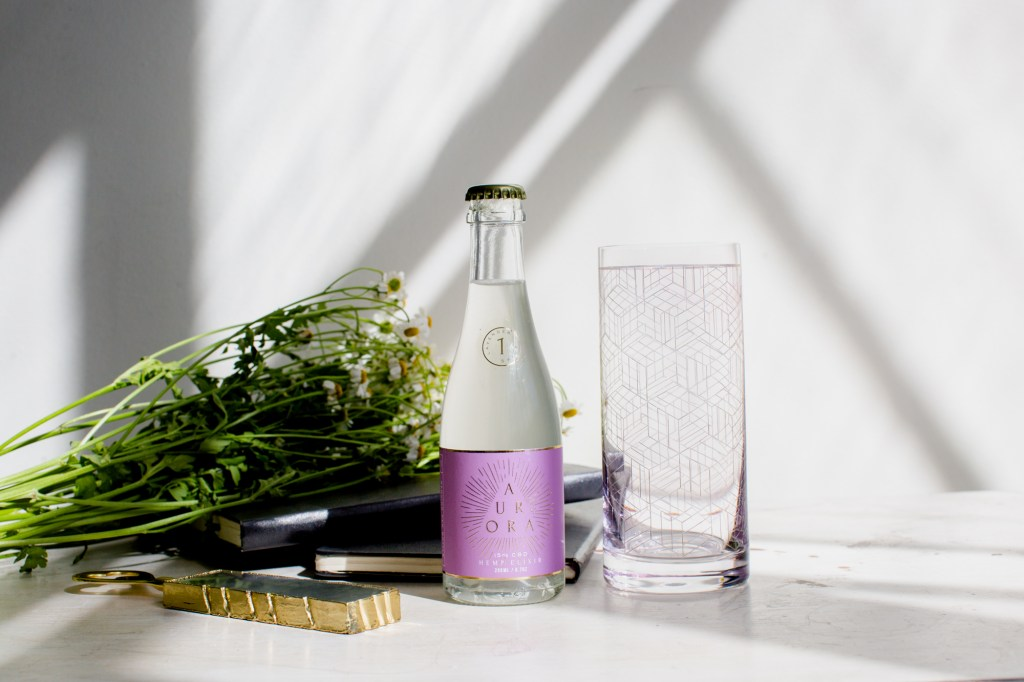 , NewCBDTonic Brand, Aurora Elixirs, Launches Nationwide Sales