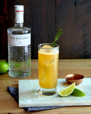 Fall Cocktails With The Botanist Gin Beautiful Booze