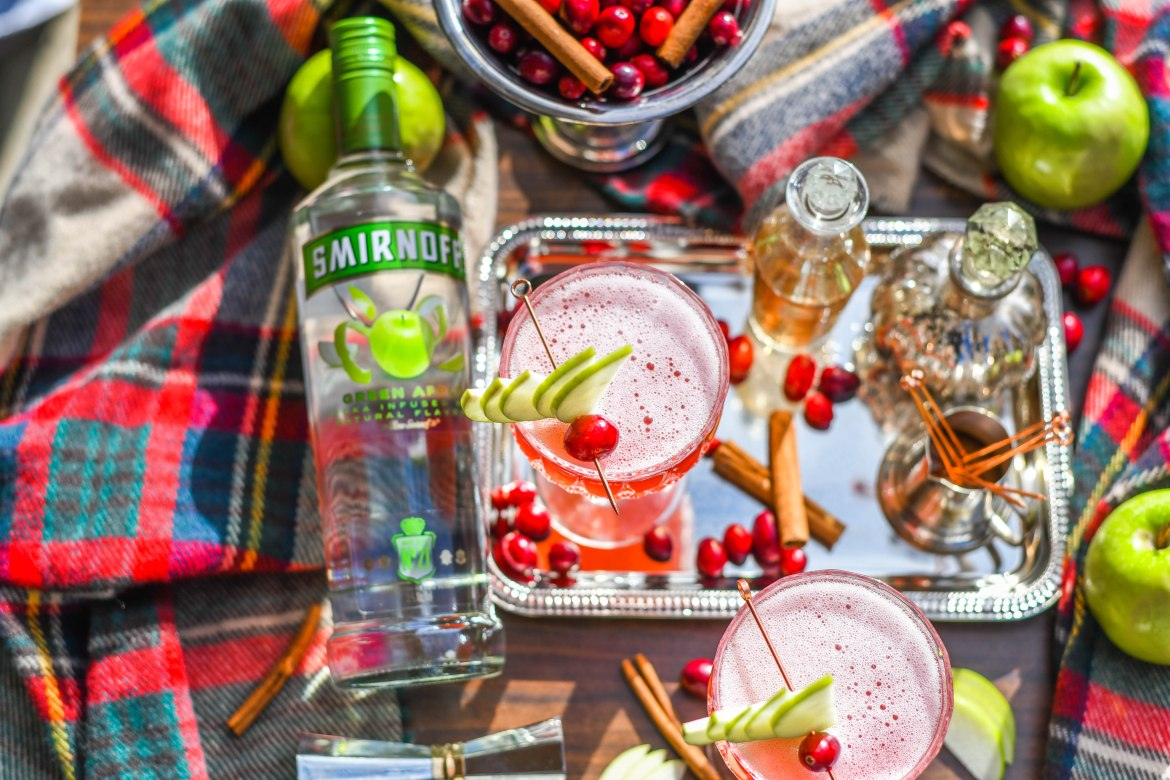 , Thanksgiving Cosmo