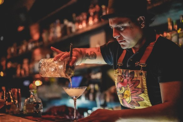 , Beautiful Booze x Hanky Panky Cocktail Pop-Up in Mexico City