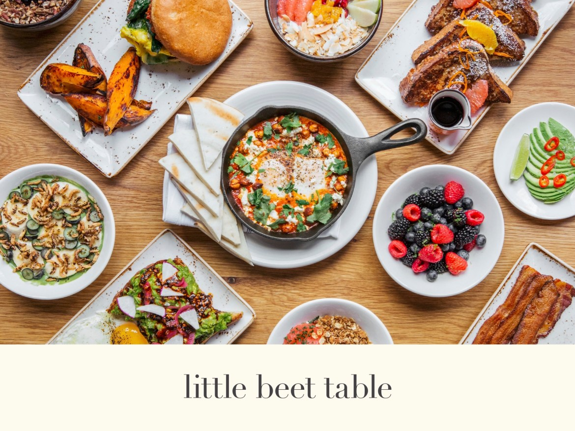 , Have You Been to The Little Beet Table in New York City's NoMad