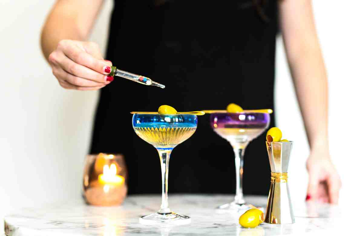 , Cocktails You Need for Your Casino-Themed House Party