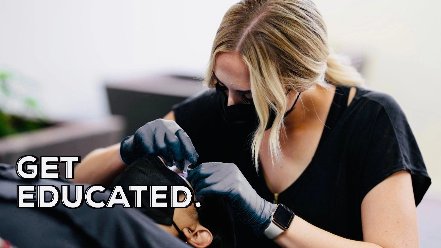 Director of Education Banner - Lash Lift Store Home Page