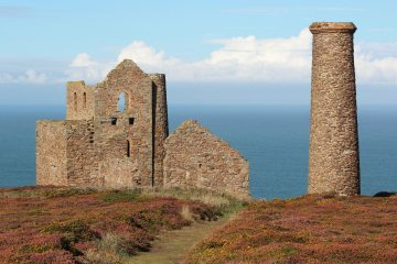 Wheal Coates Mine, St Agnes