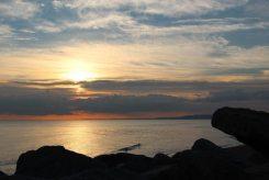 Evening, West Bay near Bridport