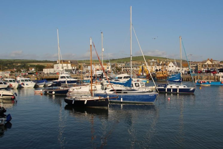 Harbour, West Bay, near Bridport