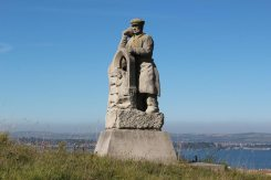 The Spirit of Portland sculpture, Portland