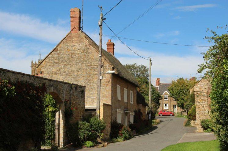 Abbey House, Abbey Street, Hinton St. George