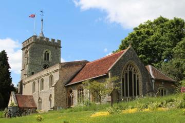 St. Peter's Church, Benington