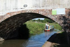 Bridge No. 210, Ryan's Bridge, Trent and Mersey Canal, Bartington