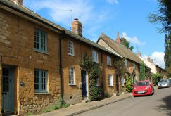 Cottages, South Street, Hinton St. George