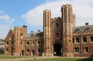 First Court, St. John's College, Cambridge