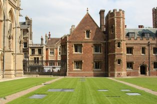 First Court, St. John's College, Cambridge