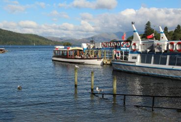 Lake cruisers, Bowness-on-Windermere
