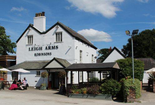 Leigh Arms, Little Leigh