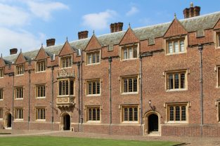 Second Court, St. John's College, Cambridge