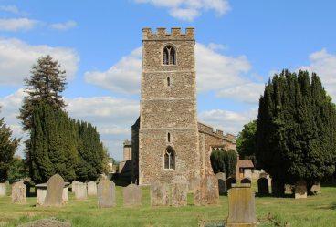 St Leonard's Church, Old Warden