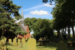 St. Michael and All Angels Church, Little Leigh