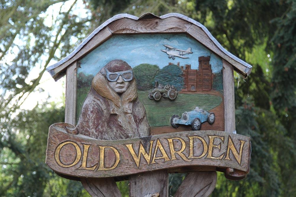 Village Sign, Old Warden