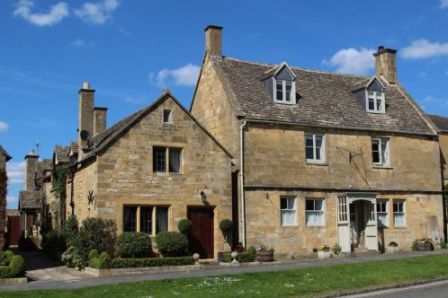 Lily Cottage and Milestone House, Broadway, Cotswolds