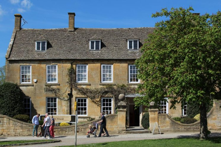 Picton House, Broadway, Cotswolds