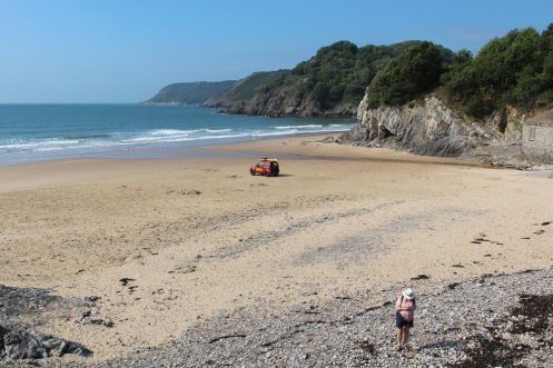 Beach, Caswell Bay, Gower