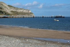 Great Orme and Pier, Llandudno