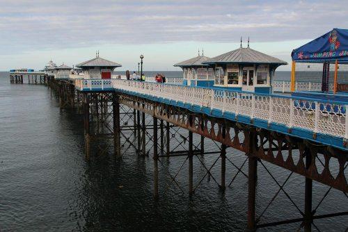 Llandudno Pier, Llandudno