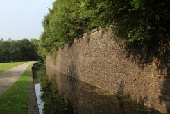 Neath Canal, near Resolven Lock