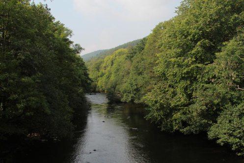 River Neath, Resolven